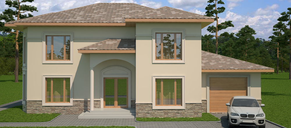 House plans ready made house and home design for Ready house plans